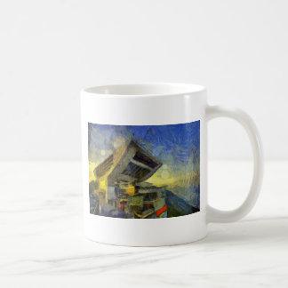 Spitze Van Gogh Hong Kong Kaffeetasse