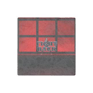 SPITZEN bekämpfen Sie Stein-Magnet