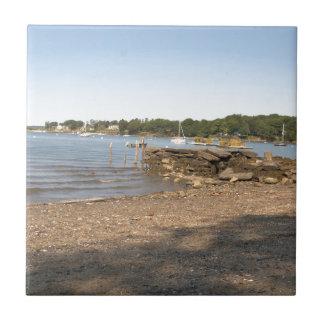 Spitzen-Insel, ICH Verein-Strand Fliese