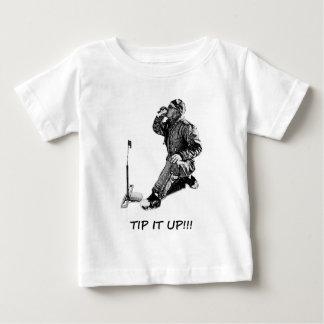 Spitzen Sie es oben! Baby T-shirt