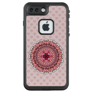 Spitzen- Valentinstag Lifeproof Fall LifeProof FRÄ' iPhone 8 Plus/7 Plus Hülle