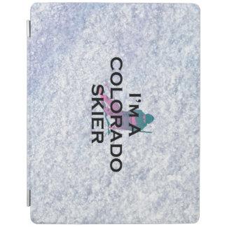 SPITZENcolorado-Skifahrer iPad Hülle