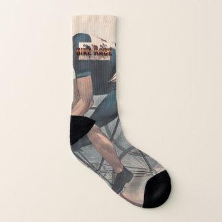SPITZENfahrrad-Rennen Socken