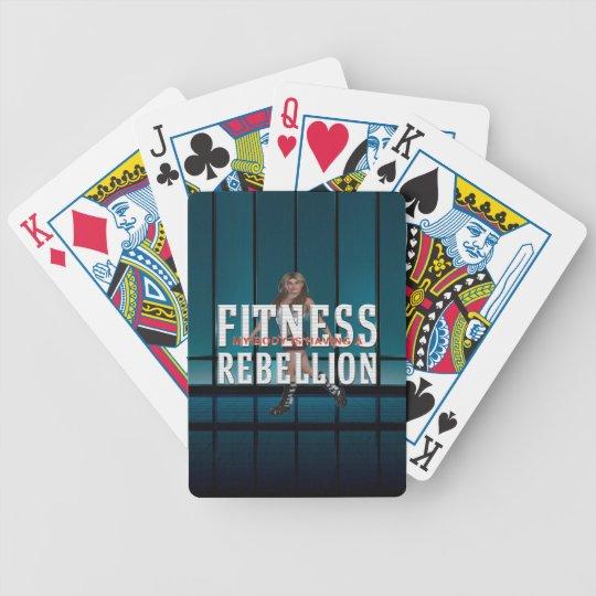 SPITZENFitness-Aufstand Bicycle Spielkarten