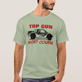 Spitzengewehr-kurzer Kurs-T - Shirt 1