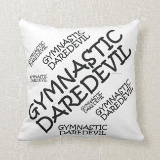 SPITZENgymnastik-Draufgänger Kissen