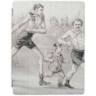 SPITZENrennen-Wanderer iPad Smart Cover