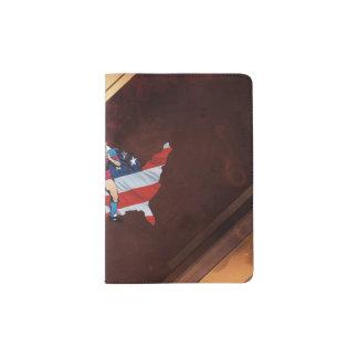 SPITZENRugby in den USA Passhülle