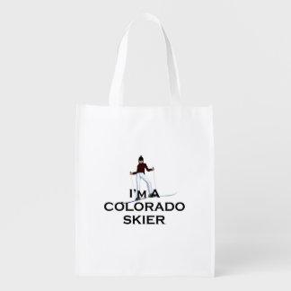 SPITZENski Colorado Wiederverwendbare Einkaufstasche