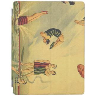 SPITZENtauchalte Schule iPad Smart Cover