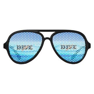 SPITZENtauchen Piloten Sonnenbrillen