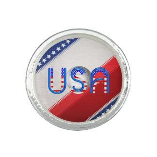 SPITZENVolleyball in den USA Ring