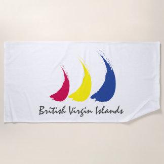 Splashy Sails_Paint-The-Wind_British Jungfrau ist Strandtuch