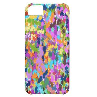 Splats iPhone 5C Cover