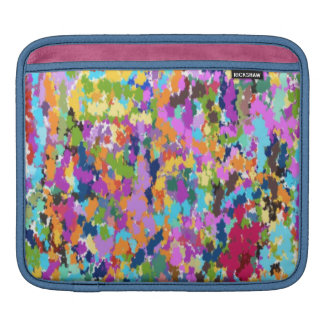 Splats iPad Sleeves