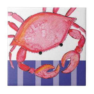 Splish Krabbe Fliese