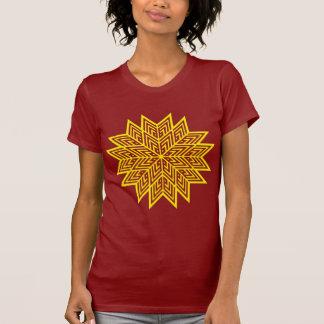 Spontanes Auftrags-Grafik-Shirt T-Shirt