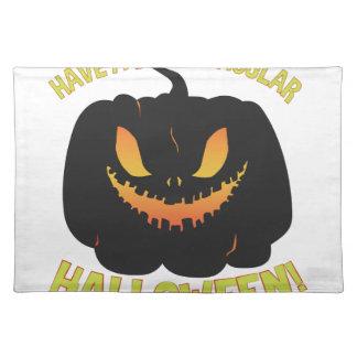 Spooktacular Halloween Tischset