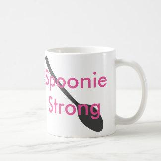 Spoonie starke Tasse