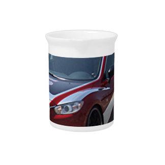 Sport-Auto-Auto-Laufen Krug