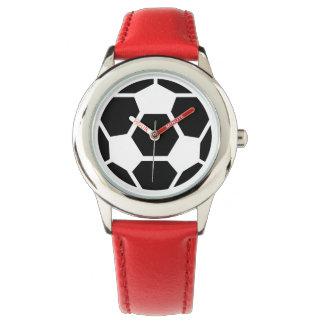 SPORT   Fußball-/Fußballkindes Uhr
