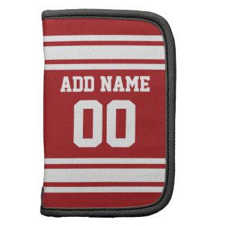 Sport Jersey mit Ihrem Namen und Zahl Mappen