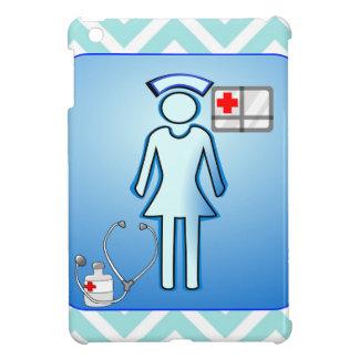 Sport-Medizin-FriedensLiebe-Schicksal Doktor-Nurse iPad Mini Hülle