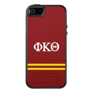 Sport-Streifen des Phi-Kappa-Theta-| OtterBox iPhone 5/5s/SE Hülle