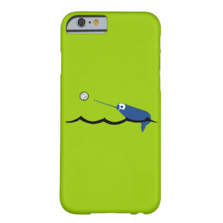 Sport Wasserball Narwhal Zany Du Designs Children Barely There iPhone 6 Hülle
