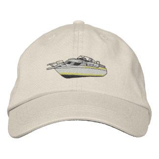 Sport-Yacht Bestickte Kappe