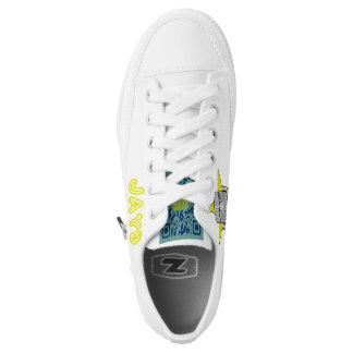 Sportabnutzungsschuhe durch JAYD Niedrig-geschnittene Sneaker