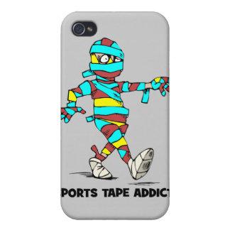 Sportbandsüchtiger iPhone 4/4S Hülle