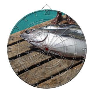 Sportfischen Dartscheibe