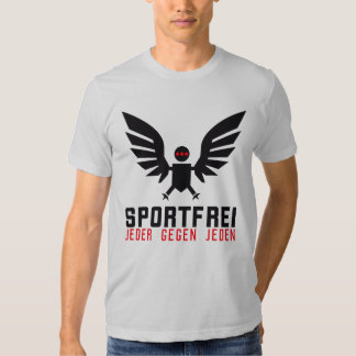 sportfrei t shirts