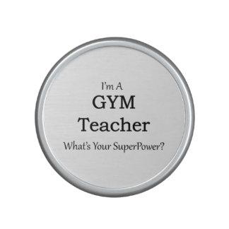 Sportlehrer Lautsprecher
