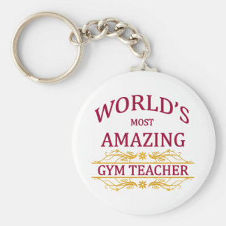 Sportlehrer Schlüsselanhänger
