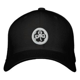 Sportliche Arme des Cloverleaf-Logo-Hut-LHR Bestickte Kappe