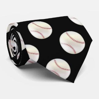 Sportliche Hintergrund-Farbe des Baseball-| DIY Bedruckte Krawatten