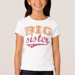 Sportlicher große Schwester-T - Shirt