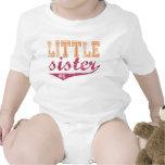 Sportlicher kleine Schwester-T - Shirt