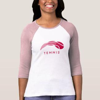 Sportlicher Tennis-T - Shirt für Frauen und
