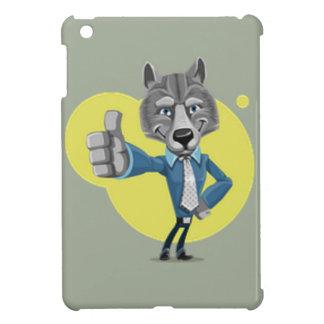 Sportlicher Wolf Hülle Für iPad Mini