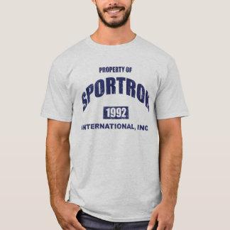 Sportron Bogen-Logo T-Shirt