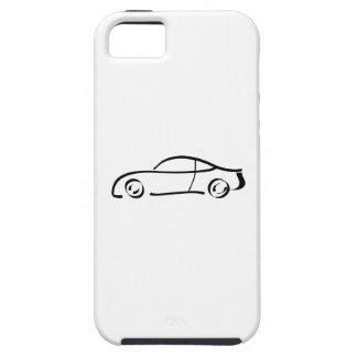 sports car tough iPhone 5 hülle