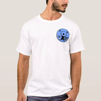 Sportscentre Logo EDUN LEBEN Vorabend T-Shirt