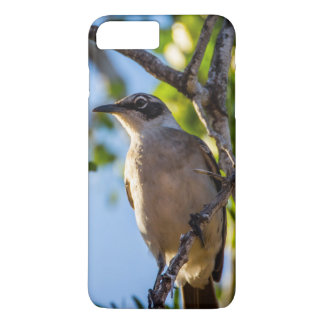 Spottdrossel in einem Baum iPhone 8 Plus/7 Plus Hülle