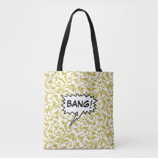 Sprache-Blasen-Taschen-Tasche des Knall-ZZZZ Tasche