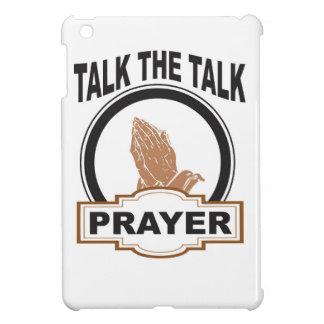 Sprechen Sie das Gesprächsgebet iPad Mini Hülle