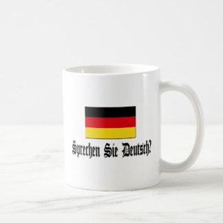 Sprechen Sie Deutsch? Tasse