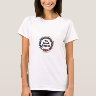 Sprechen Sie Englisch T-Shirt